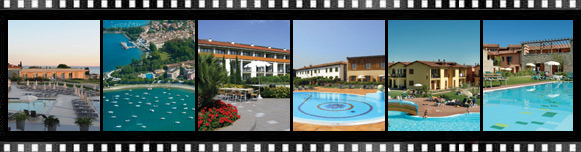 Foto e Video Hotels Lago di Garda